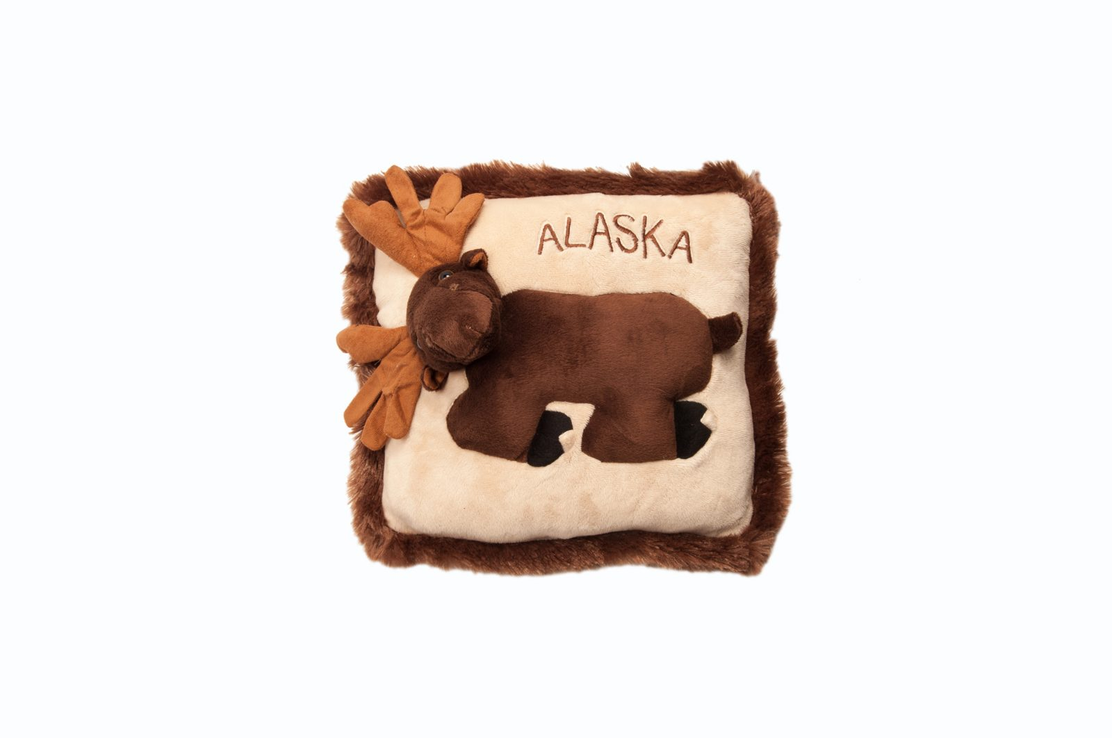 Wishpet Moose Pillow