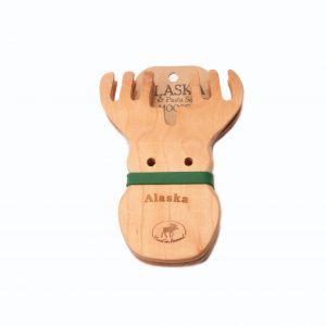 loveditinalaska.com | Moose Pasta Servers