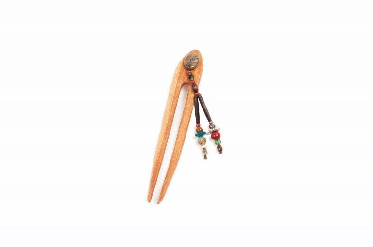 loveditinalaska.com | Wooden Hairsticks