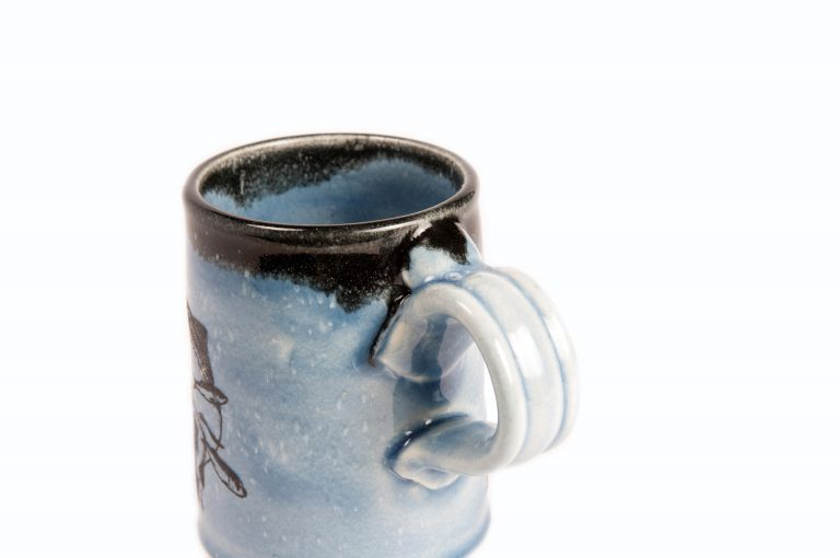 loveditinalaska.com | Tom's Pots Salmon Mug