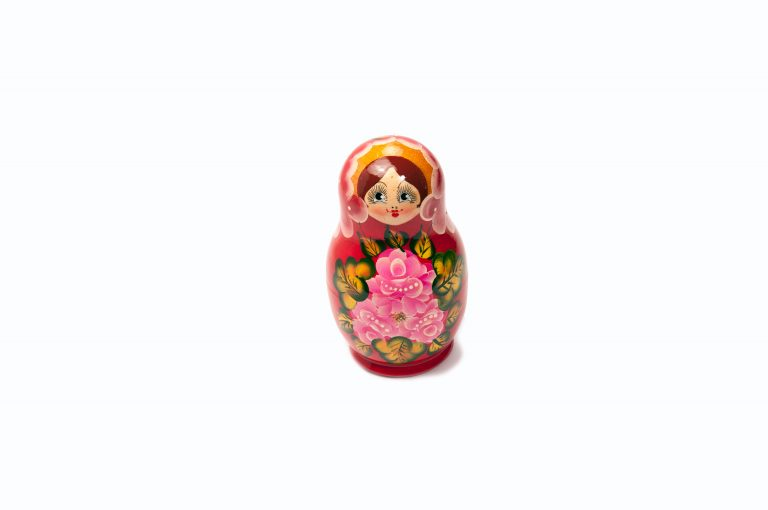 loveditinalaska.com | Nesting Doll 5 pc Set