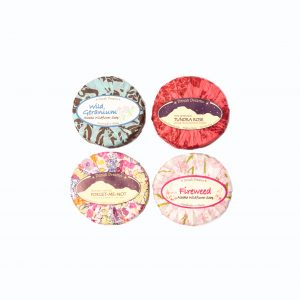 Denali Dreams Alaska Florals Soap Set