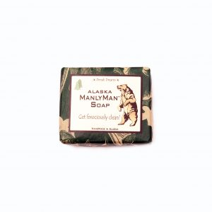 loveditinalaska.com | Alaska Manly Man Soap