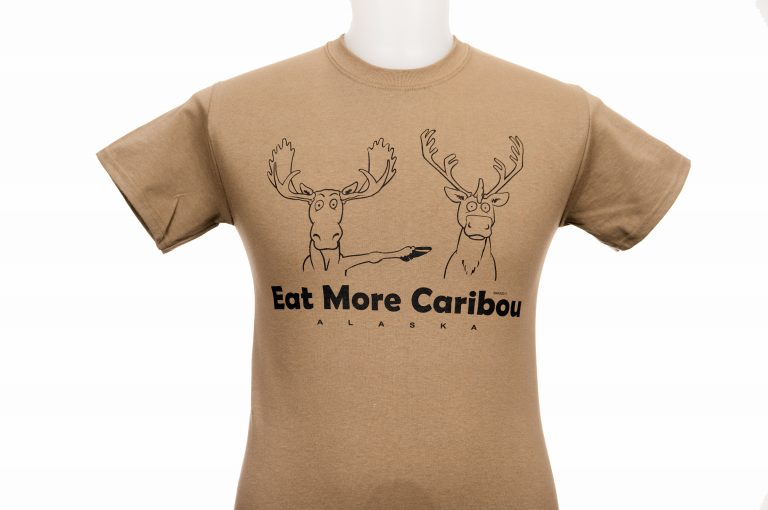 Eat More Caribou T-Shirt