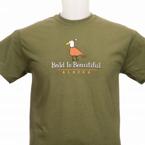 Bald is Beautiful T-shirt