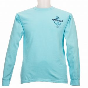 Long Sleeved Anchor Compass T-shirt