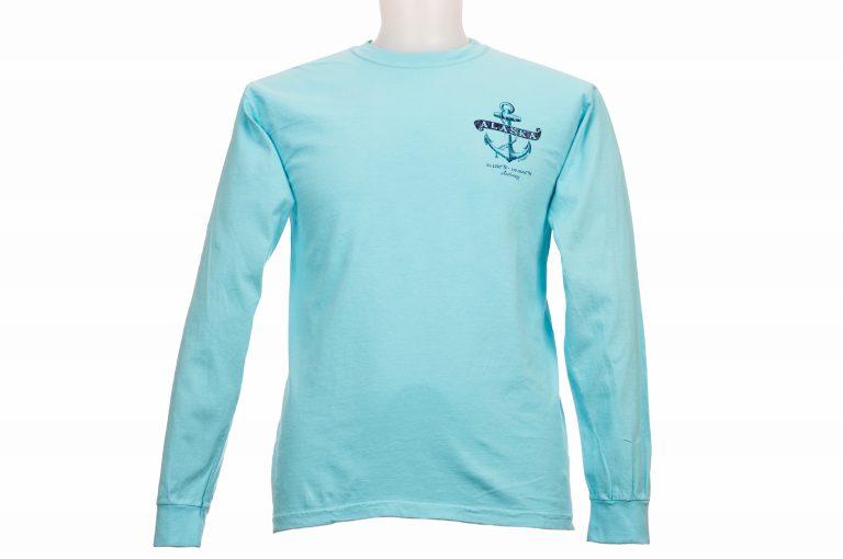 Long Sleeved Anchor Compass T-shirt