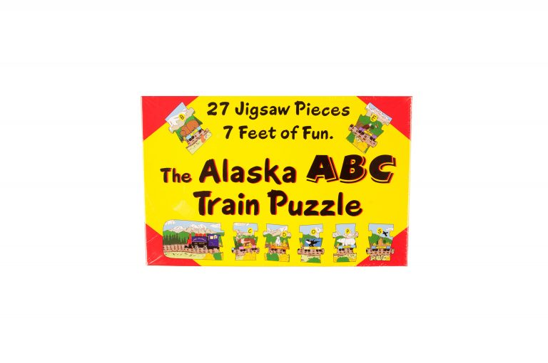 The Alaskan ABC Puzzle Train