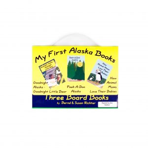 My First Alaska Books Goodnight Alaska
