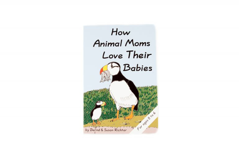 How Animal Moms Love Their Babies