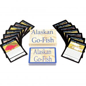 loveditinalaska.com | Alaskan Go Fish Card Game