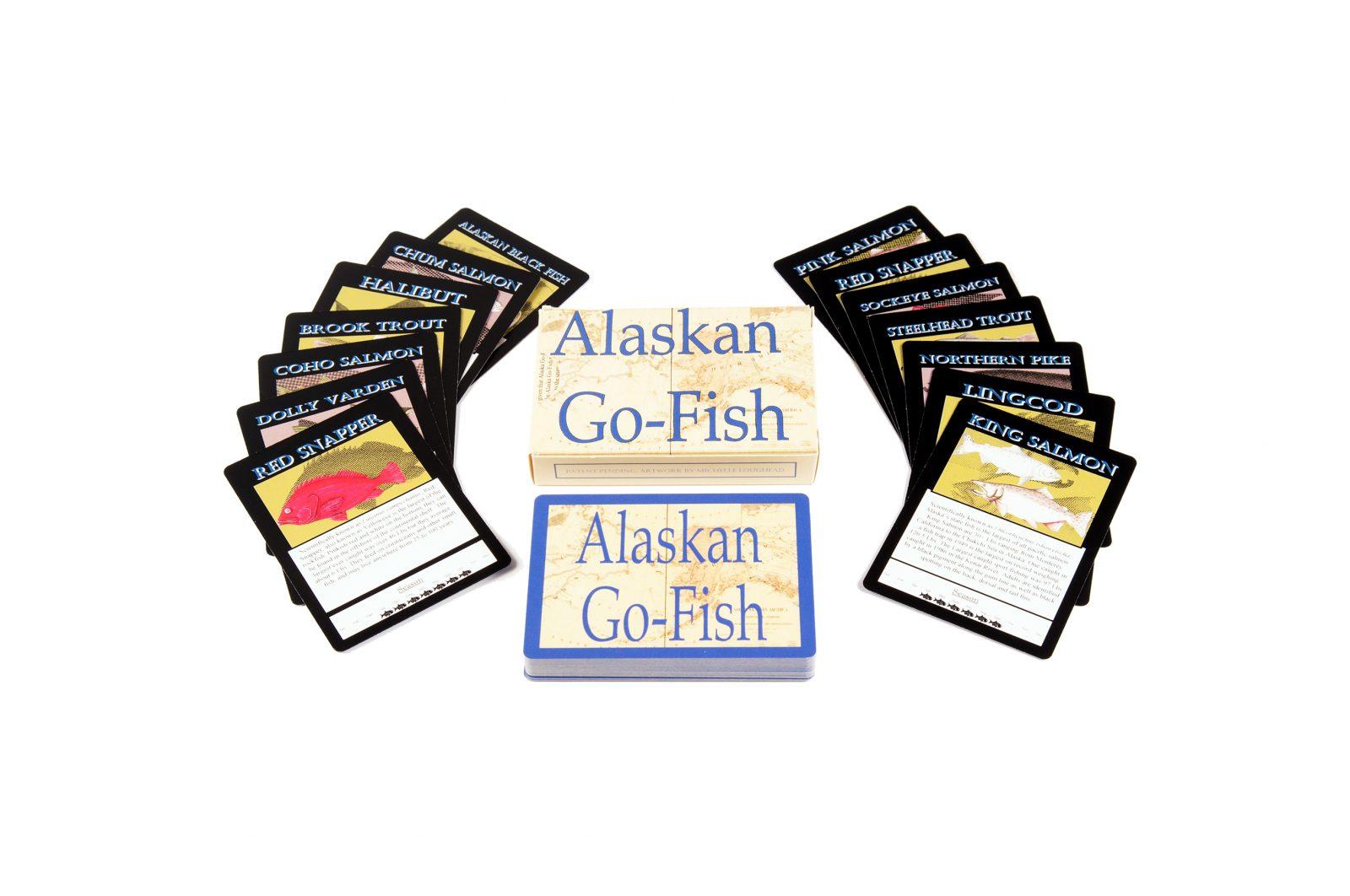 loveditinalaska.com | Alaskan Go Fish Card Game