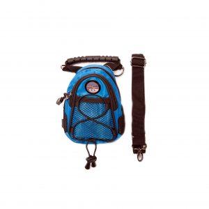 Mini Backpack-Blue