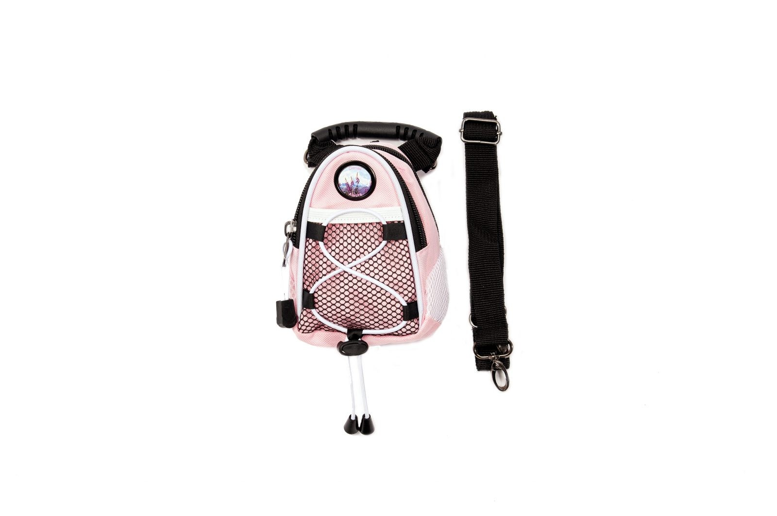 Mini Backpack-Pink