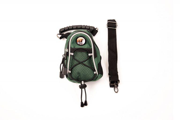 Mini Backpack-Green
