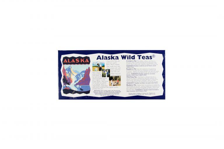 loveditinalaska.com | Alaska Wild Tea Sampler