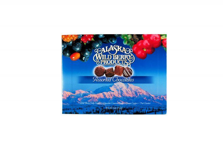 Wildberry Assorted Chocolates-9 oz