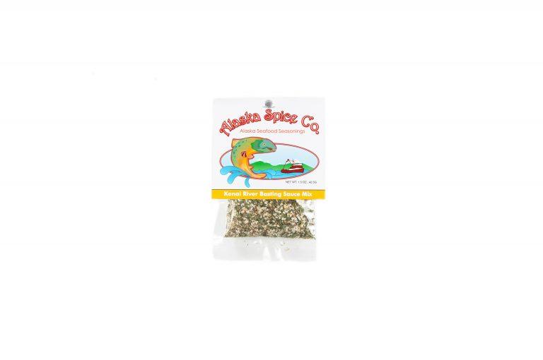 loveditinalaska.com | Alaska Spice Co Kenai River Basting Sauce-1.5 oz