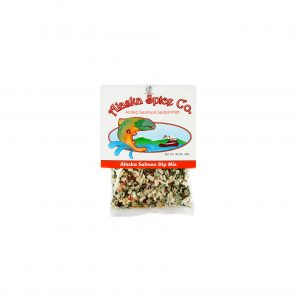 loveditinalaska.com | Alaska Spice Co Salmon Dip Mix-.84 oz