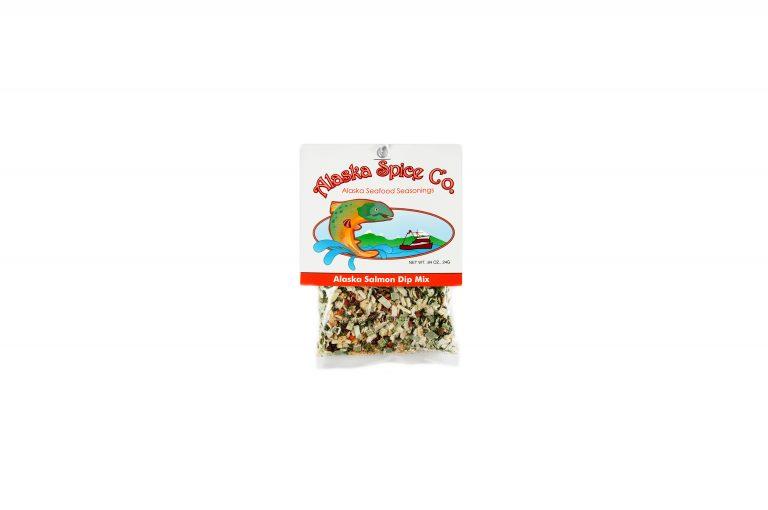 loveditinalaska.com | Alaska Spice Co Salmon Dip Mix-.84 oz