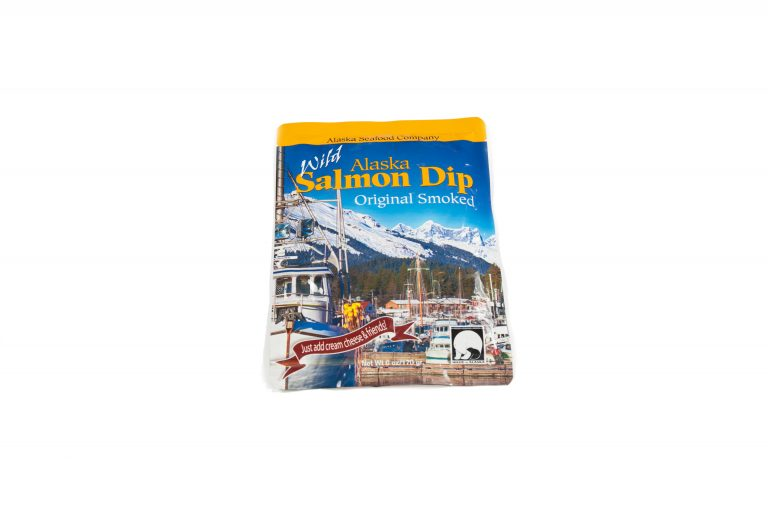 Wild Salmon Dip-Original Smoked