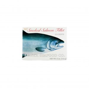 Smoked Salmon Filet-Sockeye-4 oz