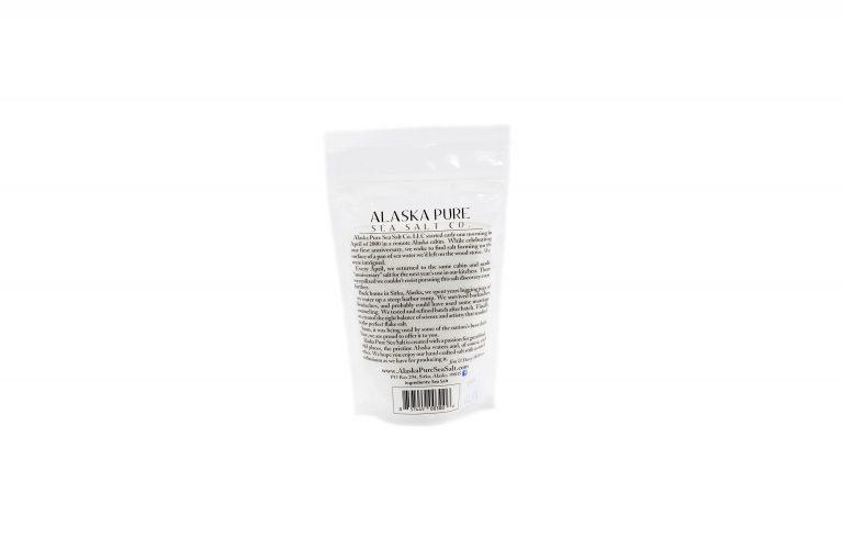 loveditinalaska.com | Alaska Pure Sea Salt-Original Sitka Flake-4 oz.