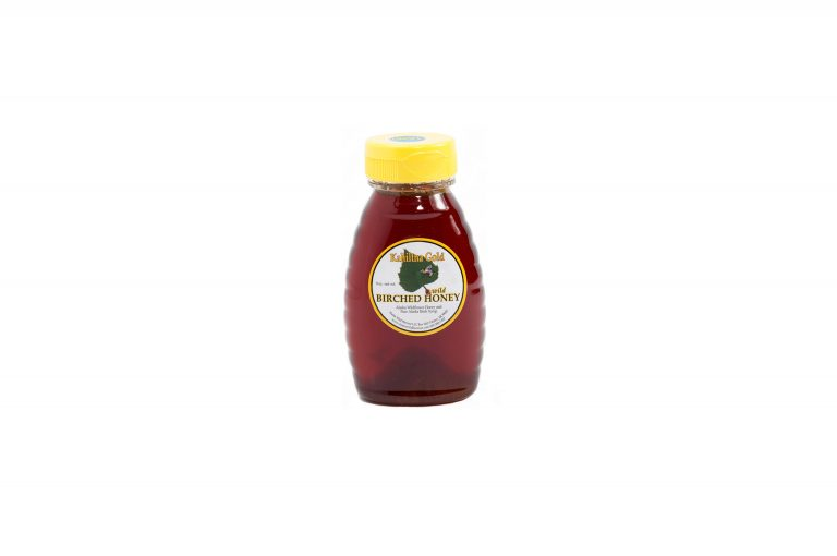 Kahiltna Gold Wild Birched Honey
