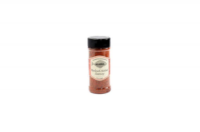 Talkeetna Condiments Blackened Halibut Seasoning-6.25 oz.