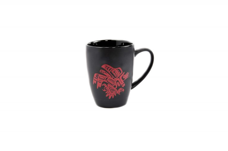 Running Raven Totemic Mug
