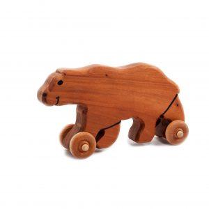 Bear Roller Toy
