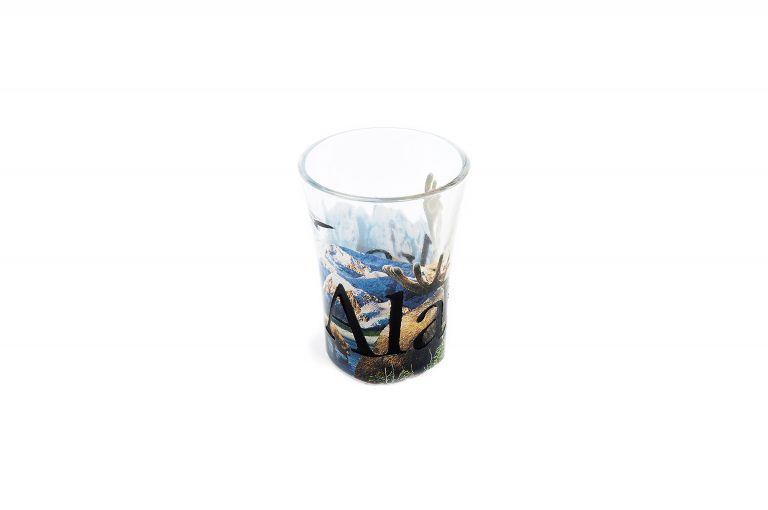loveditinalaska.com | Alaska Shot Glass