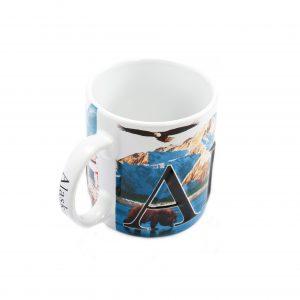 loveditinalaska.com | Alaska Montage Mug