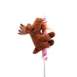 Twirl Pop with Moose Hitcher