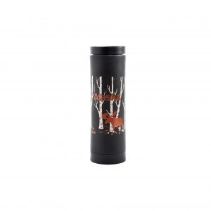 loveditinalaska.com | Americano Stainless Moose Tumbler-16 oz