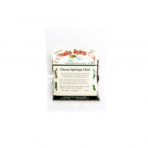loveditinalaska.com | Alaska Spice Co Chena Springs Chai Loose Leaf Tea-1 oz