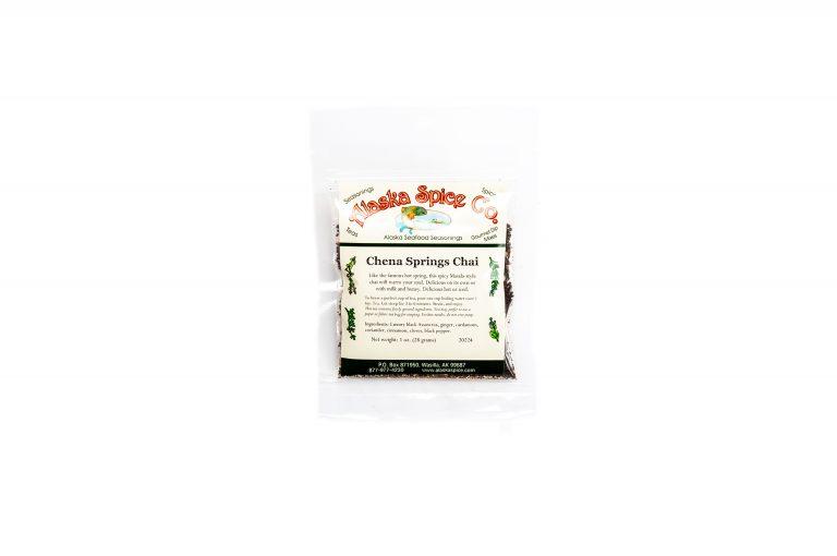 loveditinalaska.com | Alaska Spice Co Chena Springs Chai Loose Leaf Tea-1 oz