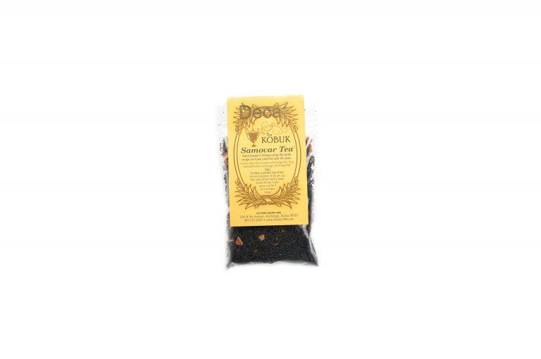The Kobuk Samovar Tea  DECAF