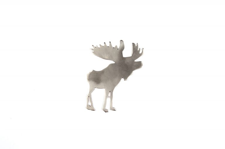 Westwarks Stainless Moose Bottle Opener
