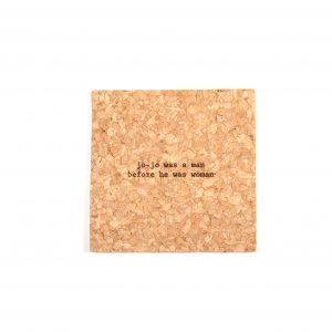 Bright Beam Goods Mistaken Lyrics Single Coaster-Jo Jo