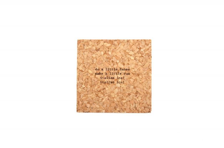 Bright Beam Goods Mistaken Lyrics Single Coaster-Dance