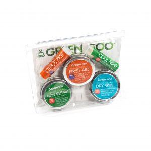 Green Goo Everyday Travel Pack