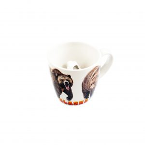 loveditinalaska.com | Alaska Bear Mug