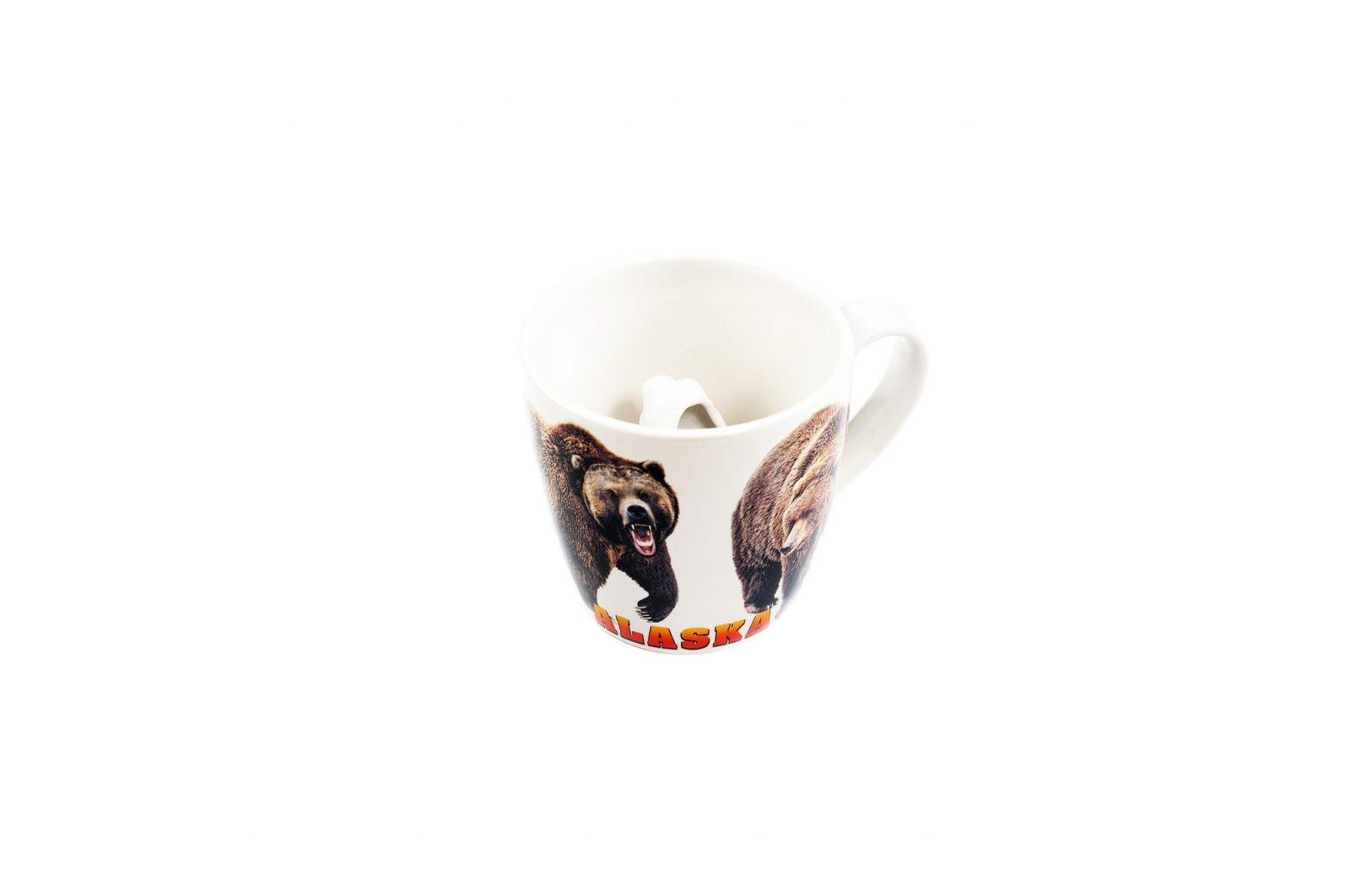 loveditinalaska.com | Alaska Bear Mug