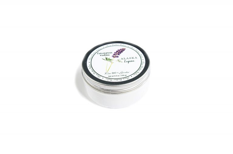 Kiss Me in the Garden Shea Butter Balm-Lemongrass Scent