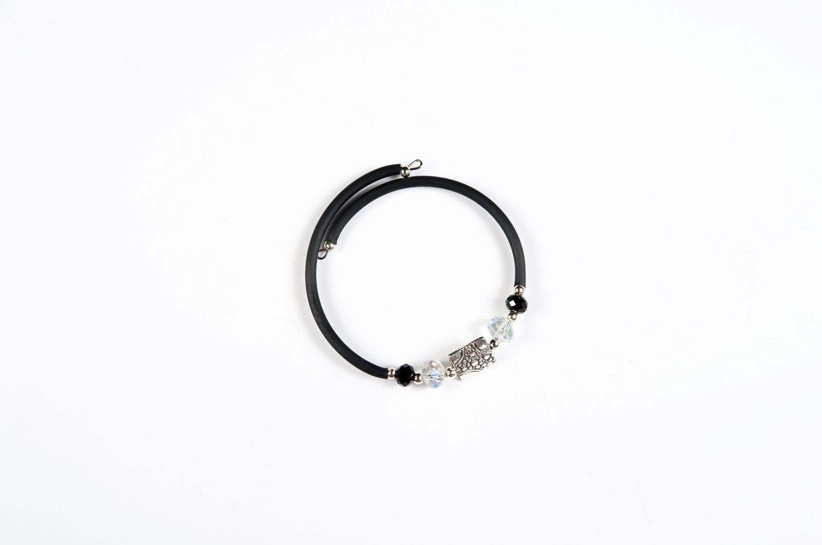 Drops of Alaska Memory Bracelet-Clear