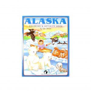 loveditinalaska.com   Alaska Coloring and Activity Book