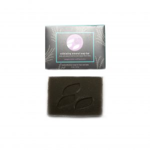 loveditinalaska.com | Alaska Glacial Mud Co Mineral Soap Bar-Peppermint