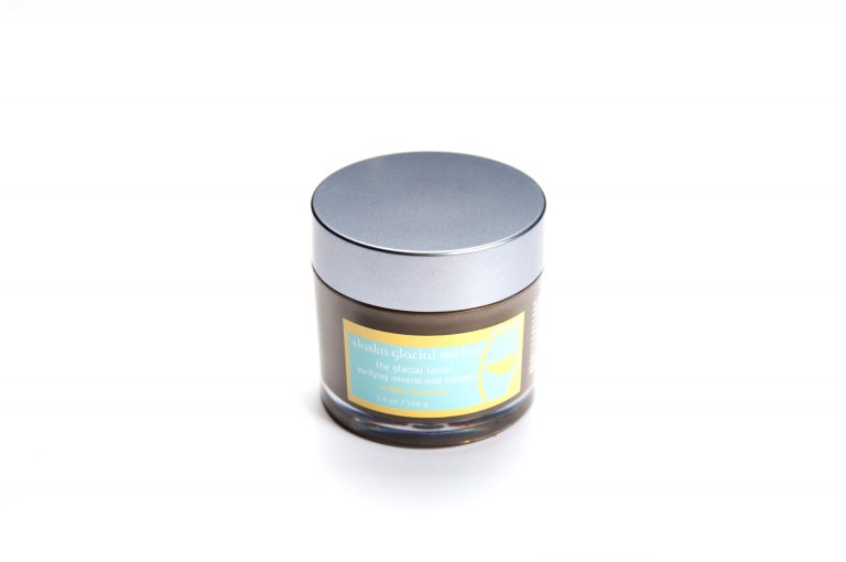 loveditinalaska.com | Alaska Glacial Mud Co Facial Mud Masque-Vanilla