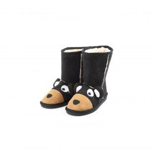 Lazy One Toasty Toez Bear Slipper Boots